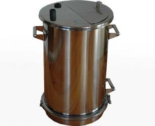 Pulverbehälter mit Fluidisation 50 cm